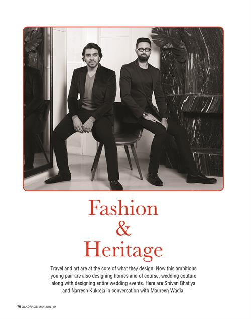 Fashion & Heritage