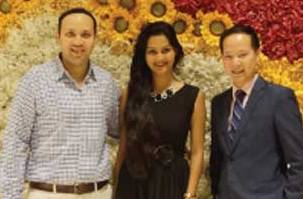 Mrs. India In the Philippines