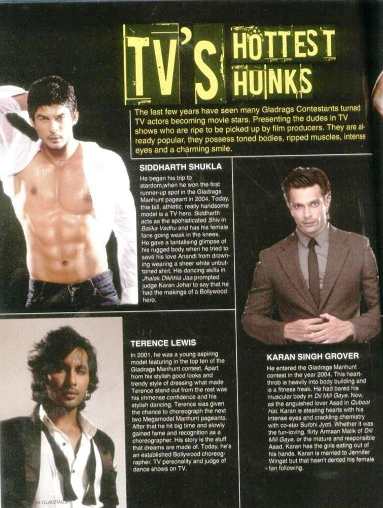 TV's Hottest Hunks
