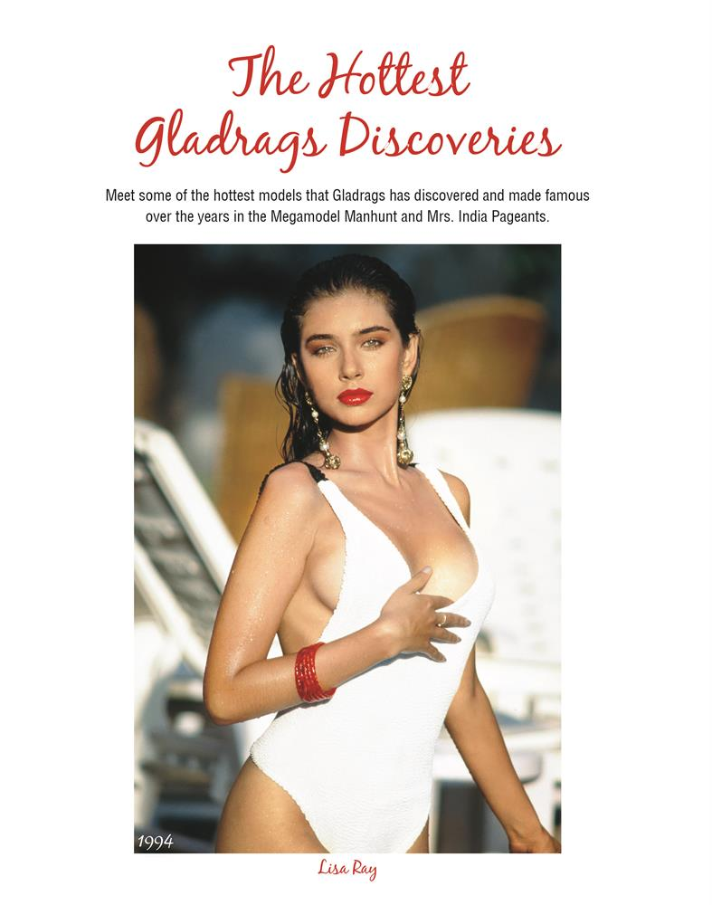 The Hottest Gladrags Discoveries